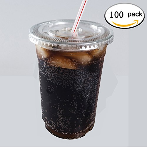 Biodegradable Clear Cups - 6
