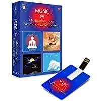 Music Card: Music for Meditation, Relaxation, Romance and Soul - 320 kbps MP3 Audio (4 GB)