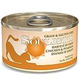 Soulistic Harvest Sunrise Chicken & Pumpkin Dinner Adult Canned Cat Food in Gravy, 3 oz., Case of 12 For Sale