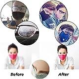 Viipha 16PCS Microfiber Memory Foam Anti-Fog Nose