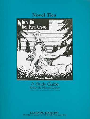 an analysis of where the red fern grows by wilson rawls Wilson rawls's where the red fern grows notes, test prep materials, and homework help easily access essays and lesson plans from other students and teachers.