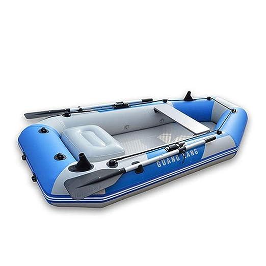 Qichengdian Kayak Protección Ambiental Casco de Kayak Inflable de ...
