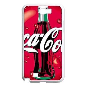 Coca Cola Samsung Galaxy N2 7100 Cell Phone Case White TPU Case wyc7ni-1106251
