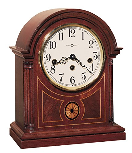 Howard Miller 613-180 Barrister Mantel Clock