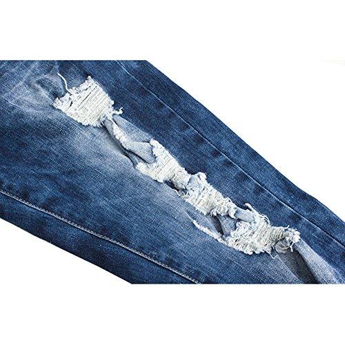 para Vaqueros Blue1915 Geurzc mujer skinny HWnOzx4z