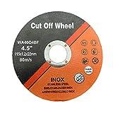 Cutting Wheel 4-1/2 Inch 100 PCS Cut Off Wheel
