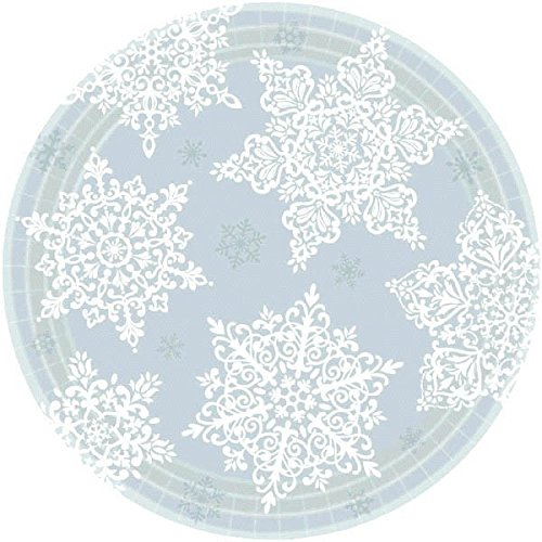 Shining Season Dessert Plates Party Accessory -