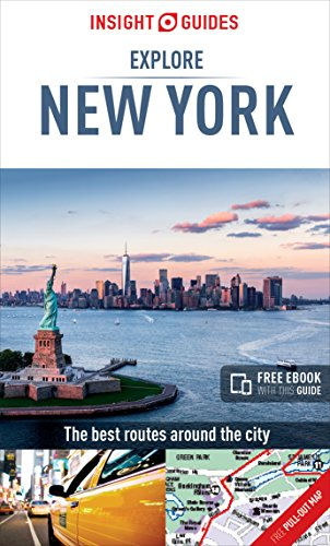 Insight Guides Explore New York (Travel Guide with Free eBook) (Insight Explore Guides)