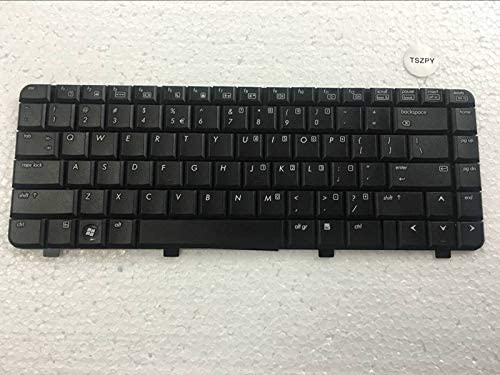 New us Laptop Keyboard for hp compaq 6720 6720S 6520 6520S 540 550 US Black Version MP-05586E0-930 6037B0023126