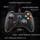 Wired Gaming Controller, EasySMX PC Game Controller