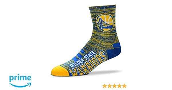 5465a419a NBA Golden State Warriors Youth Team Color Ankle Socks - Royal Blue  Gold  FBF