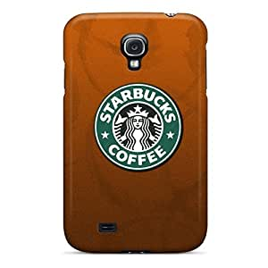 LvGHxKB4387WQbNq Tpu Phone Case With Fashionable Look For Galaxy S4 - Starbucks Coffee