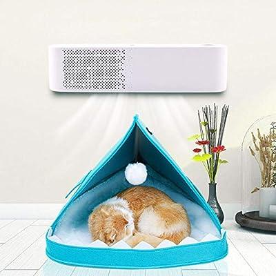 cineman Desodorante Inteligente para Mascotas Pet con Olor, purificador de Aire Inteligente con inyector de olores, alérgenos para el hogar y Las alergias, Elimina y Elimina Las Mascotas: Amazon.es: Hogar