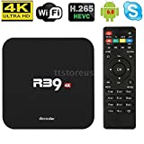 Unlocked MOVIES&TV ADDONS Quad Core Android 6.0 Smart TV Box UHD WiFi 4K Media Player