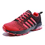 Calvy Men's Running Shoes Air Cushion Breathable Lightweight Cross-Training Fashion Sneakers Sports