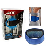 1 ACE Hot Cold Compression Back Wrap Reusable Pain Relief Therapy Compress Wrap