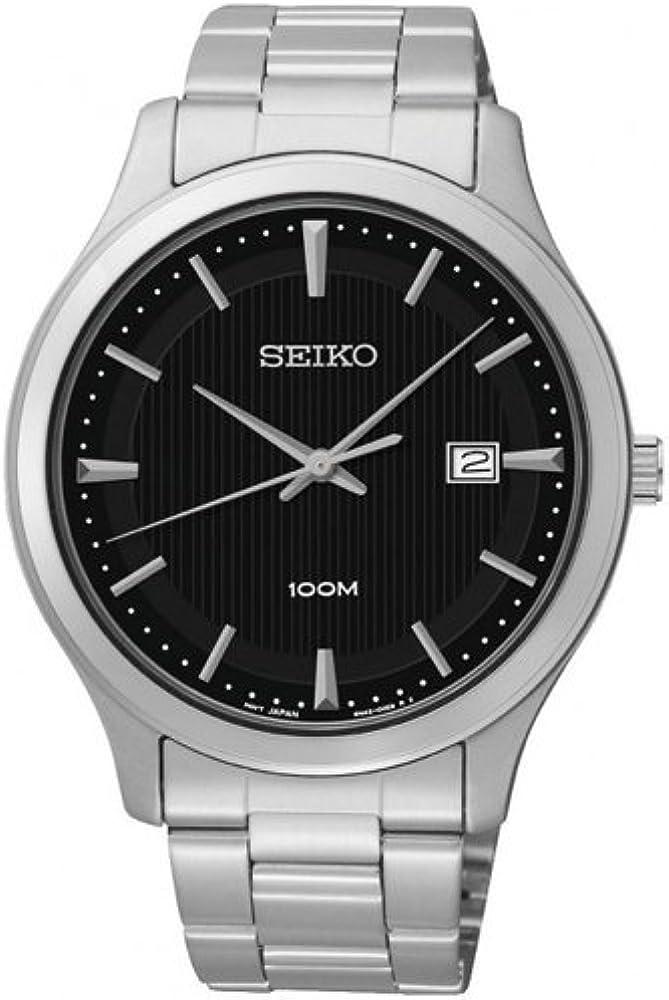 [セイコーimport]セイコー SEIKO クオーツ メンズ 腕時計 SUR051P1 メンズ [逆輸入品]