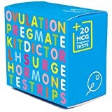 Best Ovulation Tests - PREGMATE 50 Ovulation LH And 20 Pregnancy HCG Review