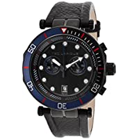 Ted Lapidus 5125602Sm Black Dial Men's Watch