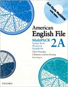 Amazon.com: American English File Level 2 Student and