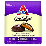 Atkins Endulge Treats, Pecan Caramel Clusters, 5 Count