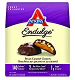 Atkins Endulge Treats, Pecan Caramel Clusters, 1g Sugar, 5 Count