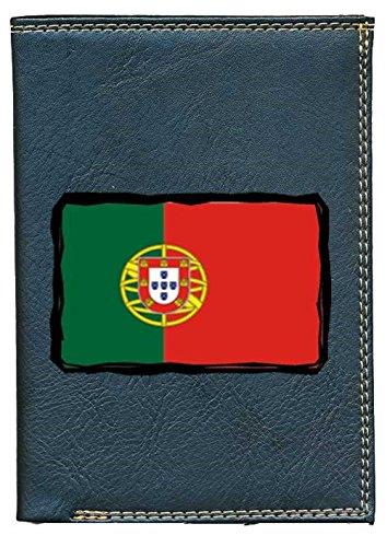 Portugal Monnaie Portefeuille Etui Cartes Homme Porte Pochette Drapeau Papiers wI85zqwFx