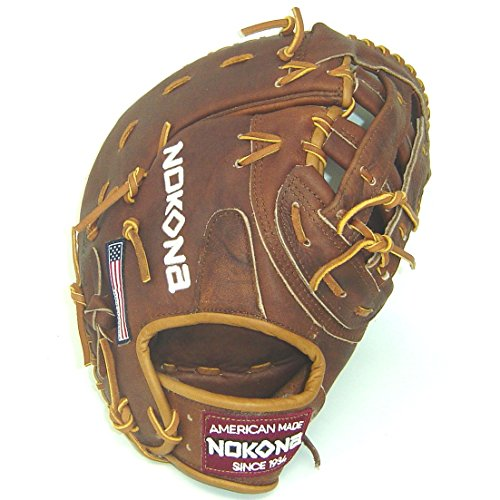 Nokona Walnut W-N70 First Base Glove 13' Inch Right Hand Throw