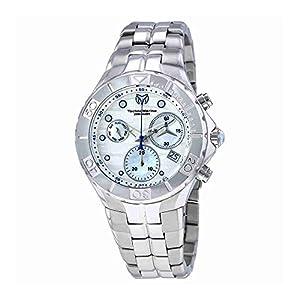 TechnoMarine Sea Pearl Chronograph Mens Watch 715018