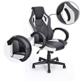 Computer Gaming Racing Chair Coavas Office High Back PU Leather...