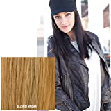 Milano Collection Hat Wig 100% Premium Human Hair 19