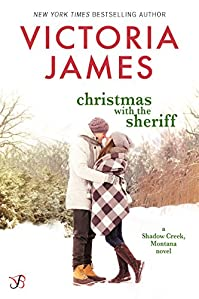 Christmas With The Sheriff by Victoria James ebook deal