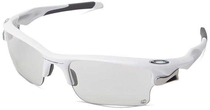 ee7b6dd18a Oakley Men s Fast Jacket XL Oval Iridium Sunglasses