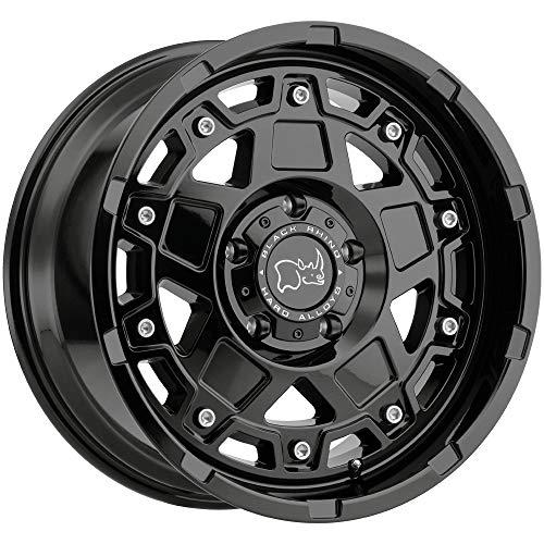 Black Rhino Combat Custom Wheel - Gloss Black - 17