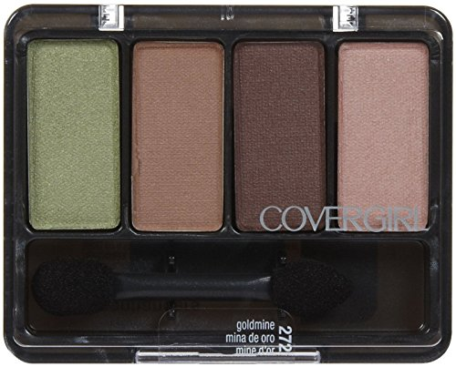 CoverGirl Eye Enhancers 4-Kit Eye Shadow - Goldmine  - 0.19