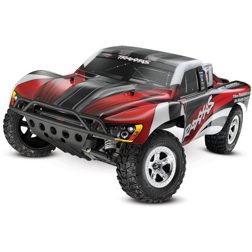 Traxxas Slash 2Wd Short Course Racing Truck - Red
