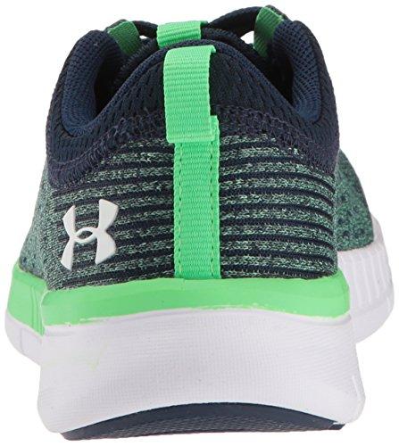 Under Armour UA BGS Lightning 2, Zapatillas de Running Para Niños Verde (Arena Green)