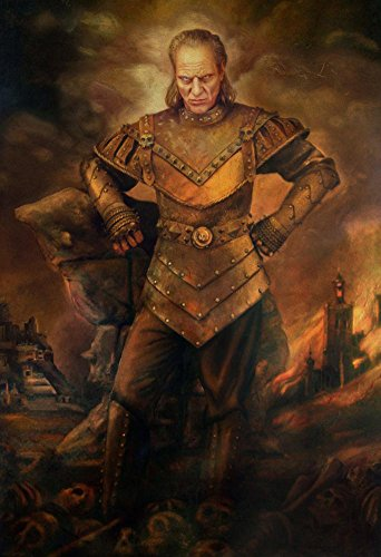 Vigo the Carpathian Art Print Poster 24 x 36in -