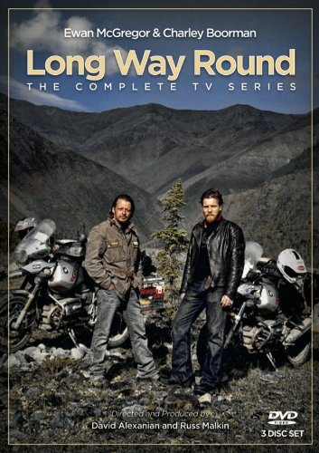 Long Way Round (Best Motorcycle For Long Road Trips)