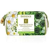 Eminence Bright Skin Starter Set (For Uneven Skin) 4pcs+1bag