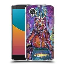 Official Wyanne Dear Friends Animals Soft Gel Case for LG G3 S / G3 Beat / G3 Vigor