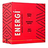Energi // Energy Supplement! 28 packets – by Visi Review