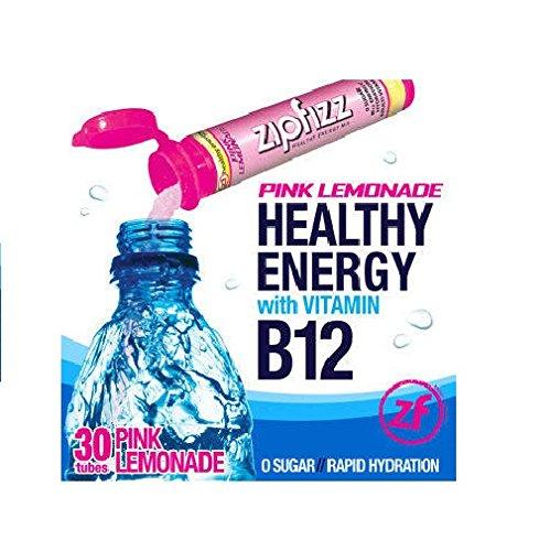 Zipfizz Lemonade Healthy Energy Drink product image