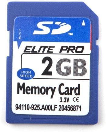 SilverHT Basic Tarjeta de memoria SD 2 GB