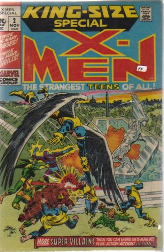 King-size Special X-men 2 (1963)