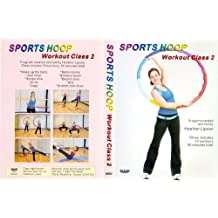 Sports Hoop Hula Hoop Workout DVD -Lead By Heather Lipson, Hooping Tutorial and moves