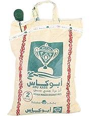 Abu Kass Indian Mazza Basmati Rice - 2 kg