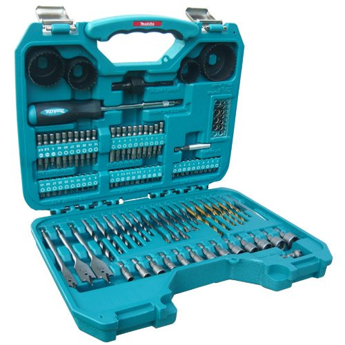 Makita Power Drill Accessory Set (100 Pieces) - Buy Online