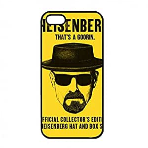 Back teléfono celular Funda/caso teléfono celular/funda for Apple iPhone 5s,Plastic Protection Phone teléfono celular Funda/caso teléfono celular/funda,Walter White Breaking Bad Phone Cover Skin