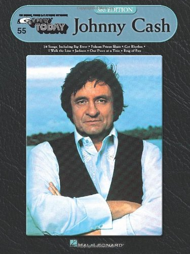 [Johnny Cash: E-Z Play Today Volume 55 (E-Z Play Today, 55)] (Ez Play Today Sheet Music)